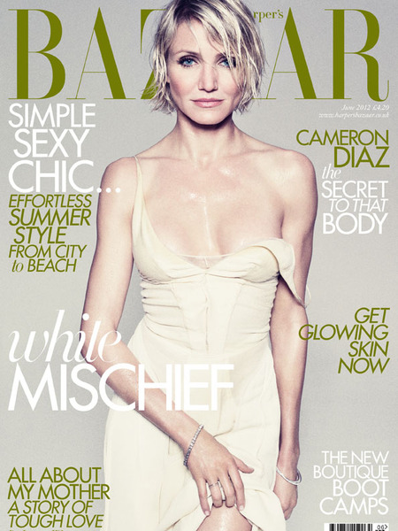 Cameron Diaz Reveals Body Secrets