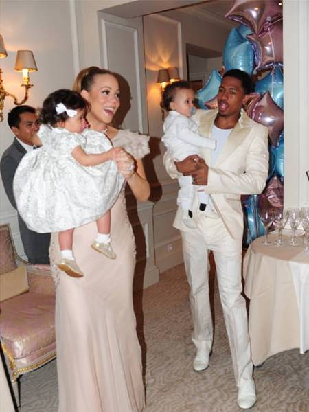 Pic! Mariah Carey and Nick Cannon Celebrate Twins' Birthday