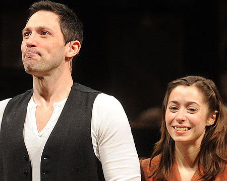 'Once,' 'Nice Work' Top 2012 Tony Award Nominations