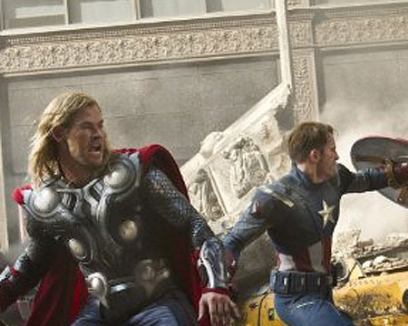 The Extra List: 8 Things to Know about 'The Avengers'
