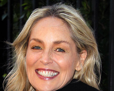 Sharon Stone Says Her Kids 'Wish for a Dad'
