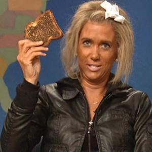 Tan Mom Reacts to Being Skewered on 'SNL'