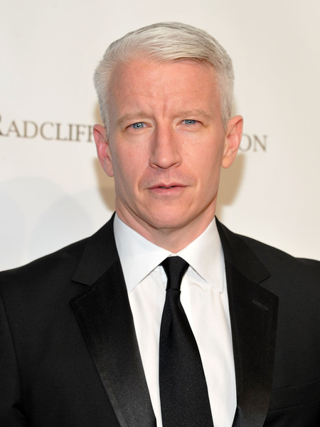 Anderson Cooper Talks Headlines & Rush Limbaugh Feud