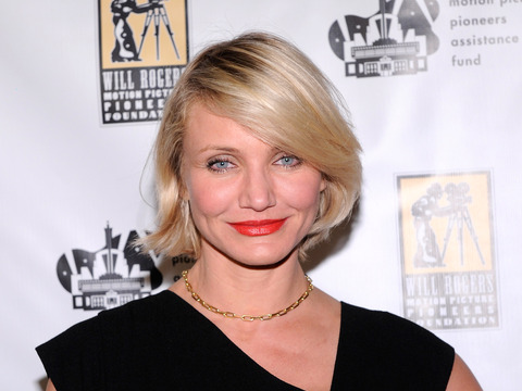 Cameron Diaz Talks Heartbreak on 'Today'
