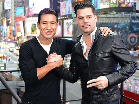 Ricky Martin on 'Evita': 'I'm Humbled by This Experience'