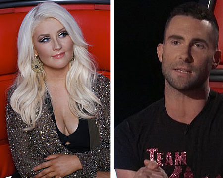 'The Voice' Recap: Final Performances, X-Tina & Adam Levine Brawl