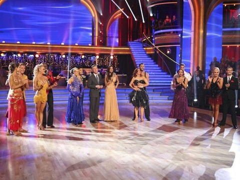 'DWTS' Results: Two Stars Are Eliminated