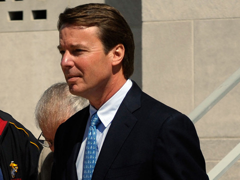 Extra Scoop: John Edwards Consulted Sean Penn?
