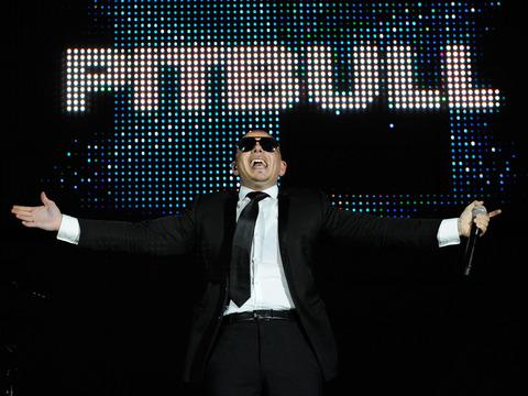 See Pitbull Live at The Grove -- Friday, May 11!