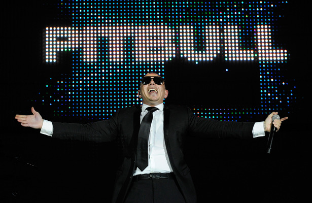 See Pitbull Live at The Grove -- Friday, May 11!