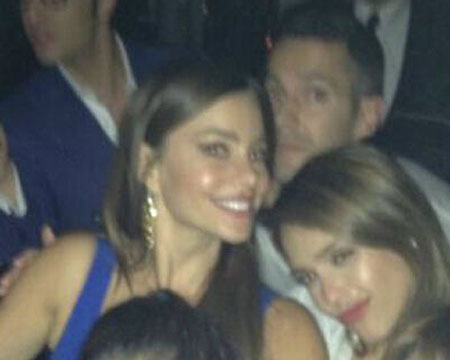 Sofia Vergara Just Wants to Have Fun with the Girls!