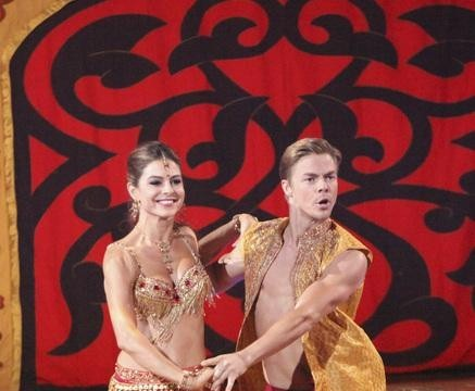 Vote for 'DWTS' Team Maria Menounos and Derek Hough!