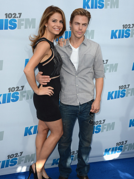 Derek Hough Injured, Maria Menounos to Dance with Alternate?