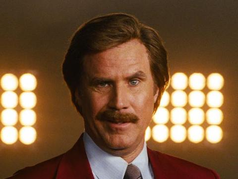 'Anchorman 2' Teaser to Premiere with 'The Dictator'