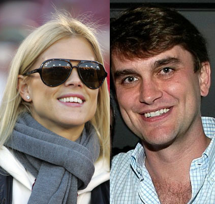 Tiger's Ex, Elin Nordegren, Heats Up with Billionaire BF?