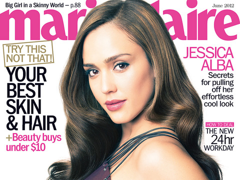 Jessica Alba on Being Labeled 'Sexy': 'It Made Me Uncomfortable'