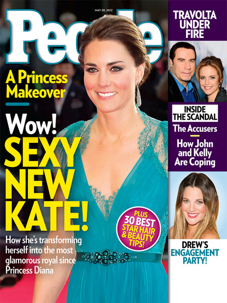 Kate Middleton's Sexy New Look