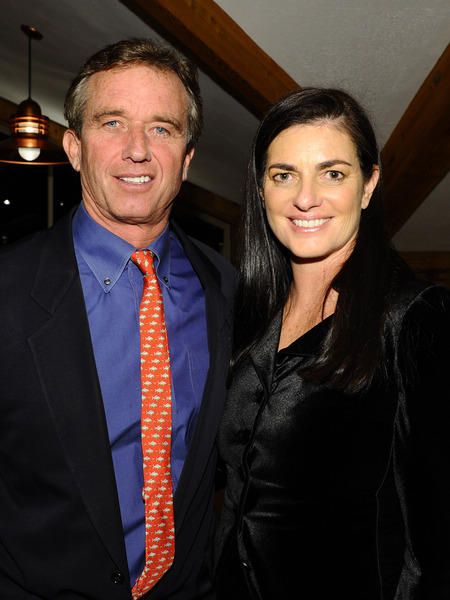 Report: Police Investigating Death of Robert F. Kennedy Jr.'s Wife