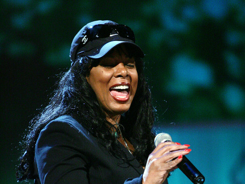 'Extra's' Lost Interview with Donna Summer