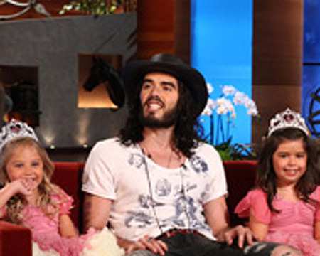 Video! Russell Brand Says He Still Loves Katy Perry