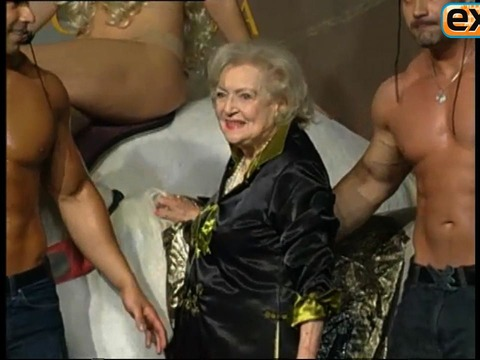 Video! Betty White as Lady Godiva