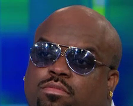 Extra Scoop: Cee Lo Green Opens Up on 'Piers Morgan'