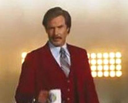 Teaser Trailer! The Men of 'Anchorman 2' Bring It