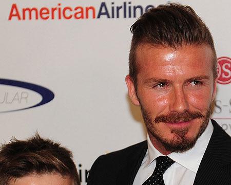 David Beckham is Sending the President a Box of Underwear