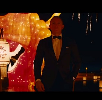 First Look! James Bond 'Skyfall' Trailer