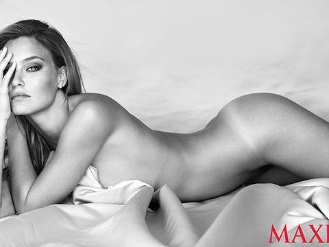 Bar Refaeli Tops Maxim Hot 100 List