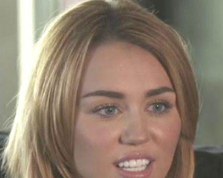 Miley Cyrus Thinks Sex is a 'Beautiful' Thing