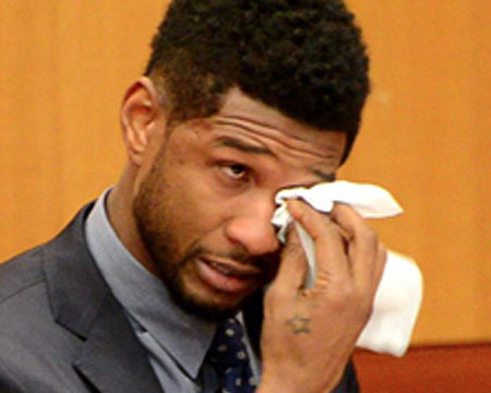 Usher Takes Seat on Stand in Emotional Custody Battle