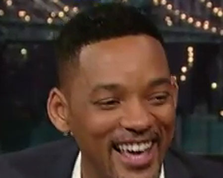 Video! Will Smith Explains the Slap to David Letterman
