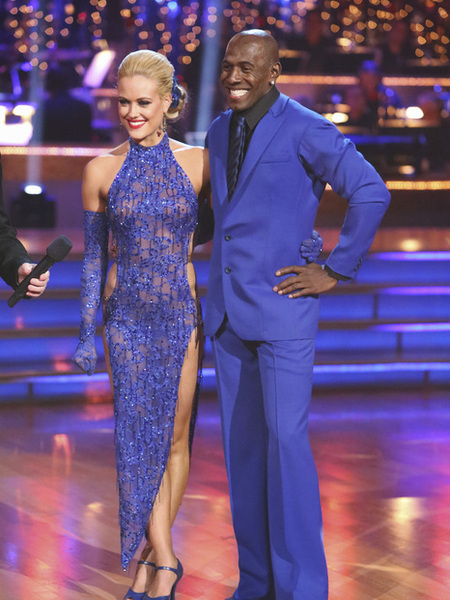 Donald Driver on 'DWTS&#039