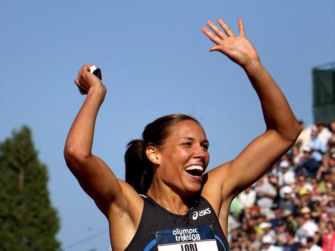 Who Tried to De-Virginize Olympian 'Lolo' Jones?