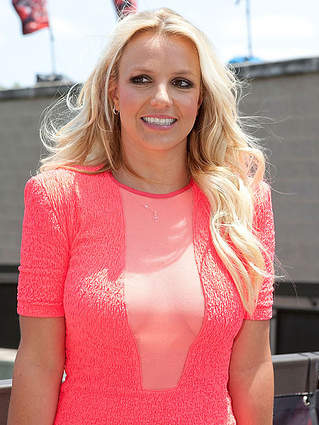 Report: Britney Spears Walks Out of First &