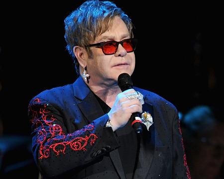 Elton John Hospitalized, Cancels Concerts