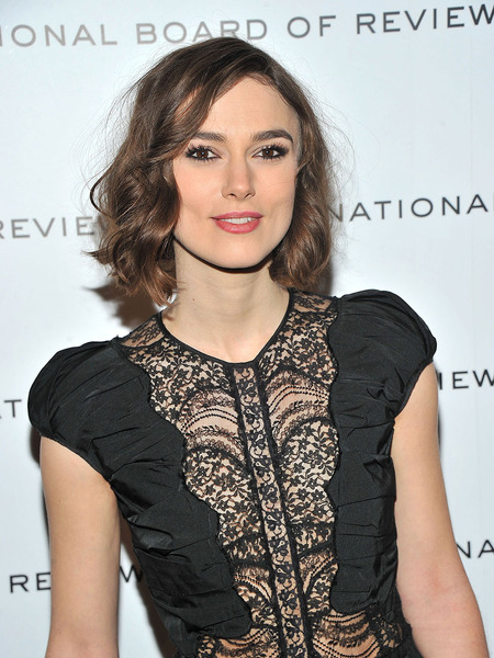 Keira Knightley is Engaged!