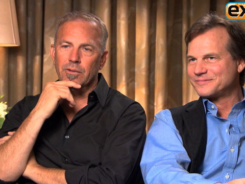 Kevin Costner Talks 'Hatfields and McCoys,' 'Bodyguard 2'