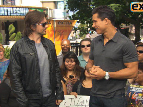 Juanes Talks 'Unplugged' at The Grove