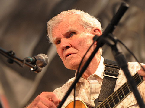 Folk Singer Doc Watson Dead at 89