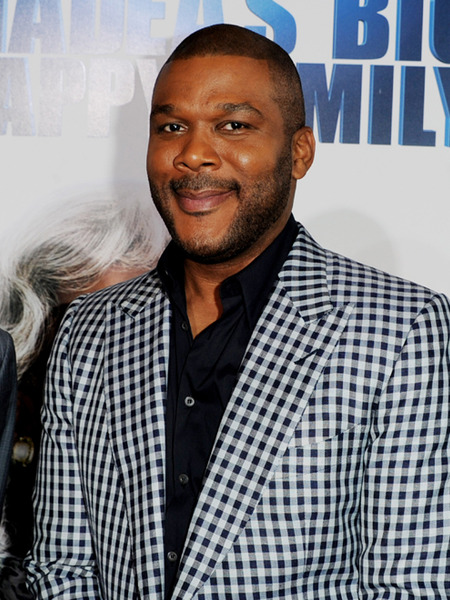 Tyler Perry: Bobbi Kristina Did Not Walk Off Set