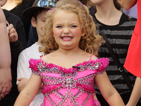 Oh Child! Honey Boo Boo Gets Her Own Reality Show