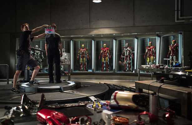 Extra Scoop: First Look at 'Iron Man 3'!