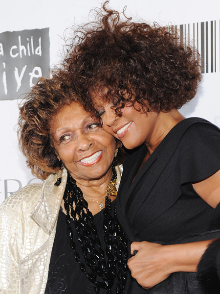 Cissy Houston to Write Tell-All About Whitney