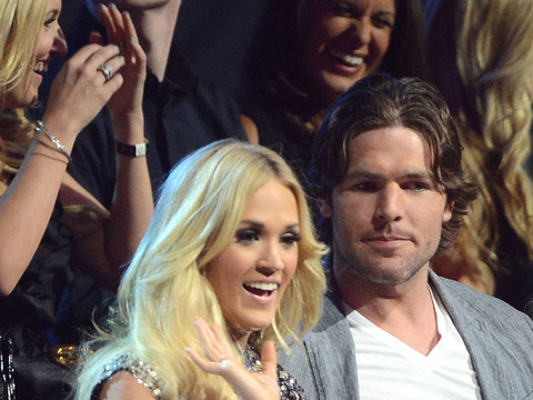 Carrie Underwood Gives Engagement Advice to Miley and Liam