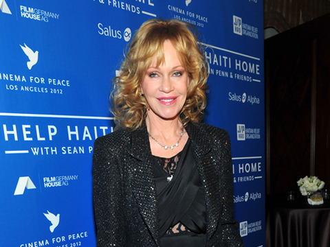 Rapid-Fire Quiz with Melanie Griffith and Scott Caan