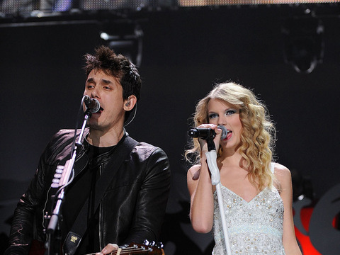 When Exes Collide: Taylor Swift and John Mayer Have Icy Run-In