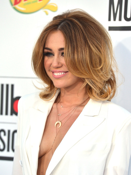 Miley Cyrus to Star in '50 Shades of Grey'?