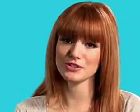 Video! Collect School Supplies with Bella Thorne
